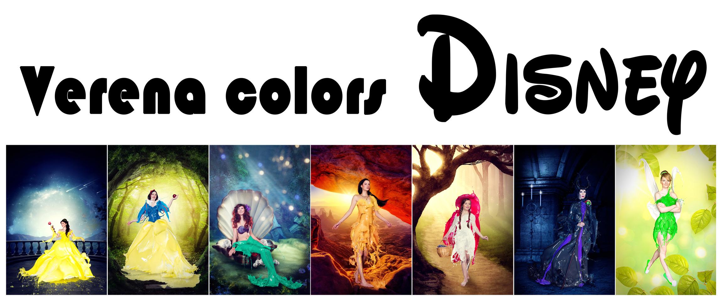Color Splash Project of Verena Schaefer Germany