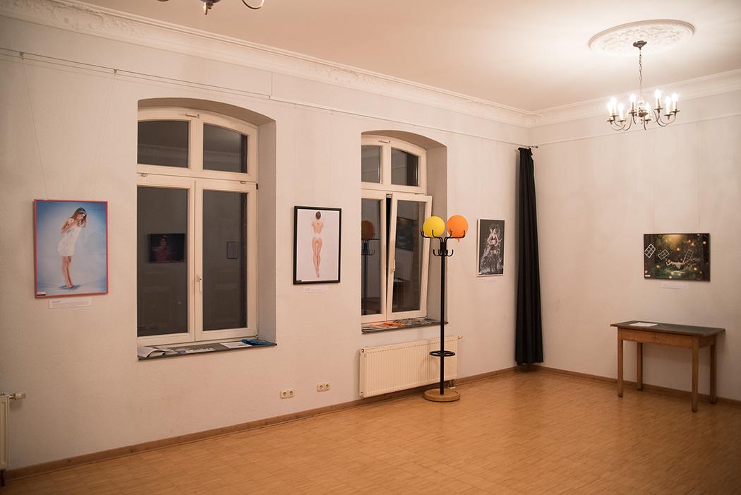 Ausstellungseröffnung