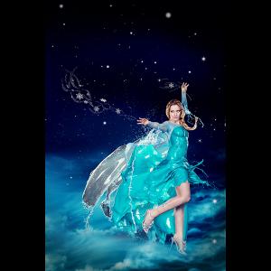 Verena Colors Poster Frozen