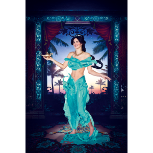 Verena Colors Poster Jasmin