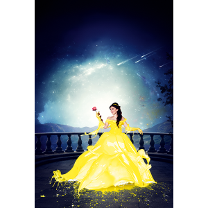 Verena Colors Poster Belle