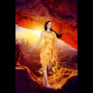 Verena Colors Poster Pocahontas