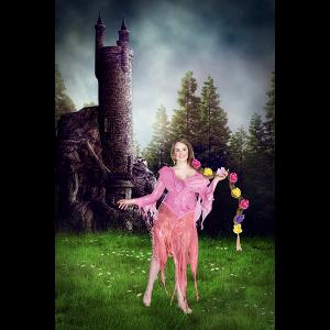 Verena Colors Poster Rapunzel