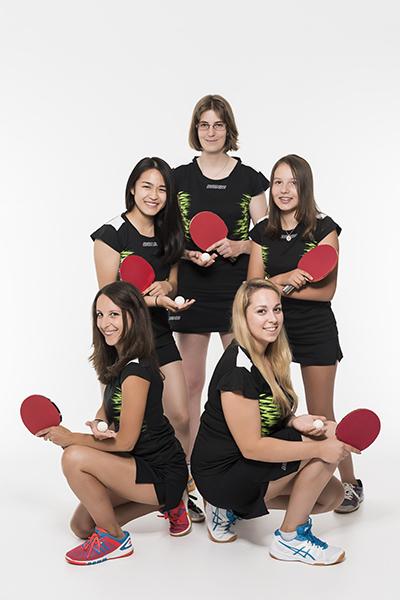 Tischtennis Shooting
