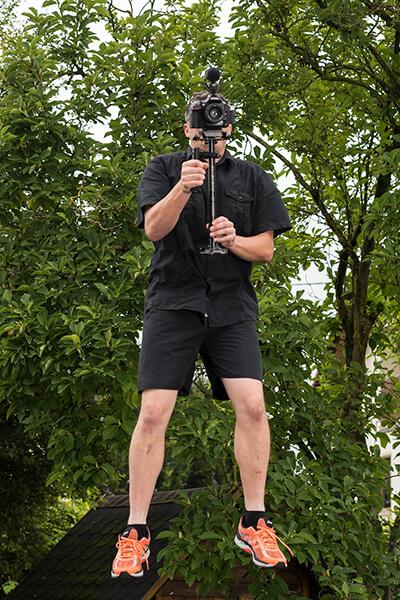 Trampolin Shooting 2017
