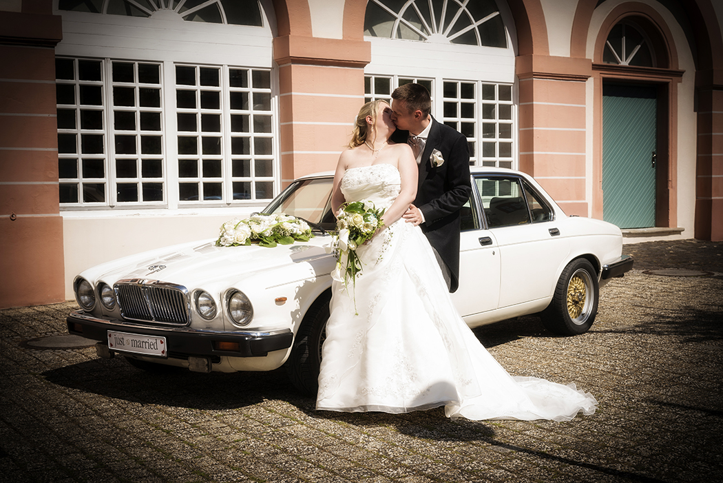 Die Hochzeit von Tanja und Pascal