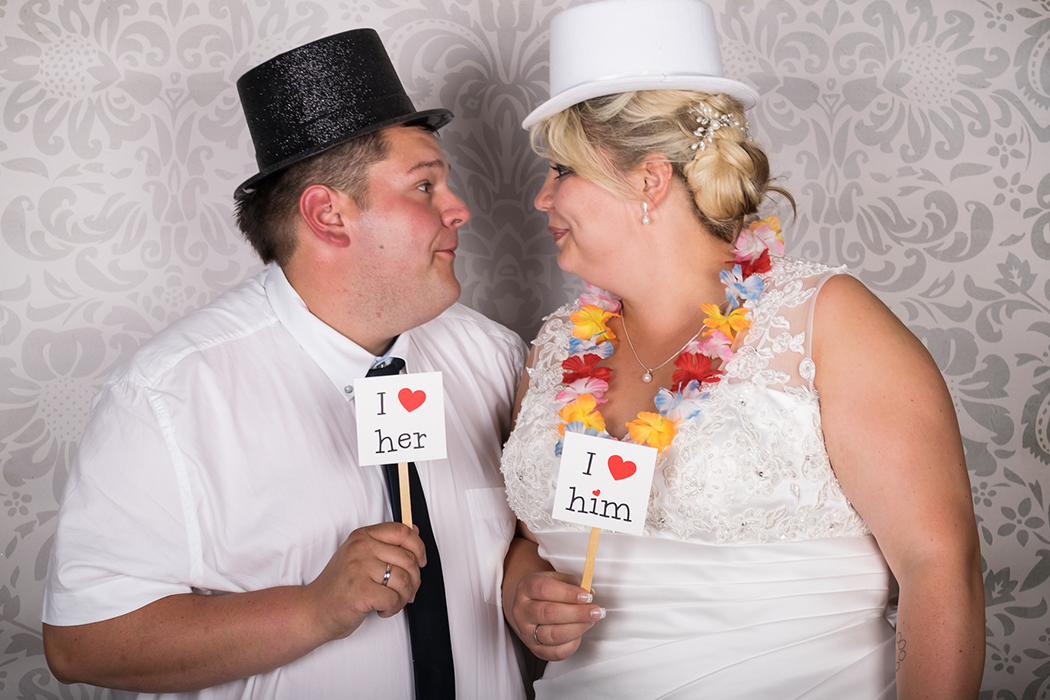Hochzeit Fotobox