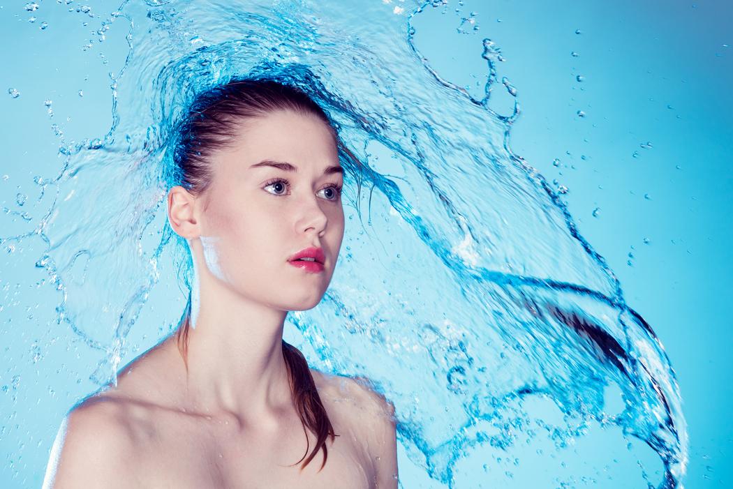 Wasserfoto