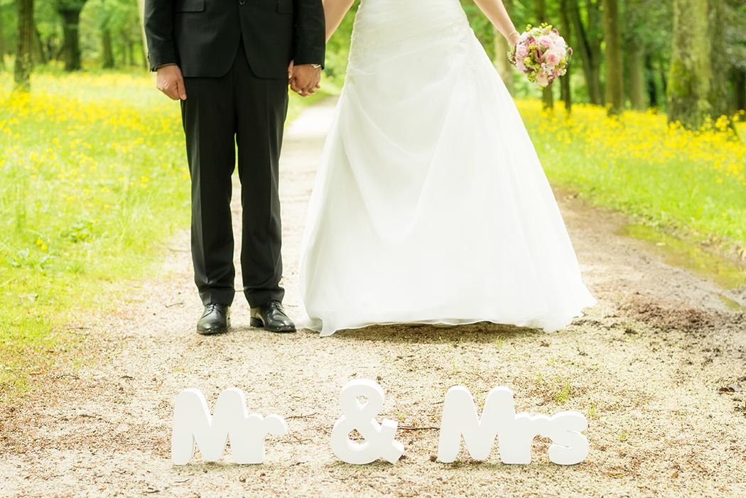 Hochzeitsanfrage
