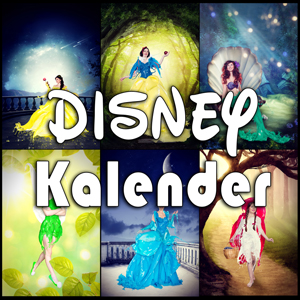 Kalender 2017 - Verena colors DISNEY