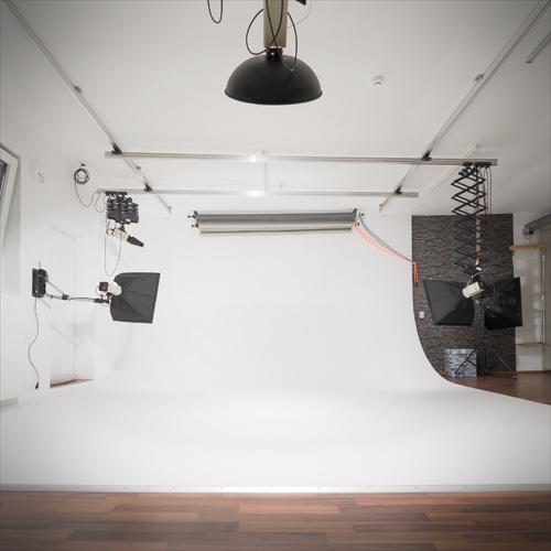 Innenansicht vom Fotostudio Schäfer