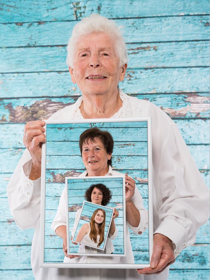 Generationenfoto